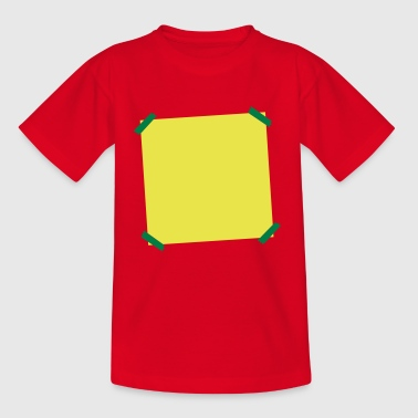 Post it - Teenager T-Shirt