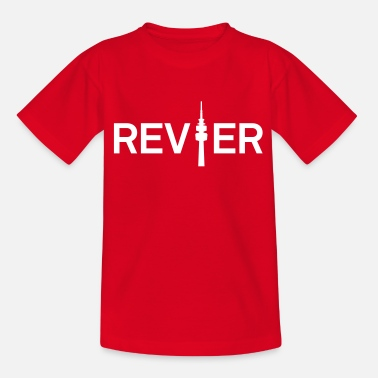 Dortmunder Revier - Teenager T-Shirt