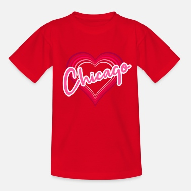 Chicago Chicago - Teenager T-Shirt