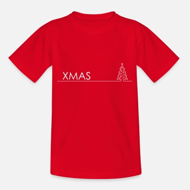 Xmas Conception XMAS - T-shirt Ado