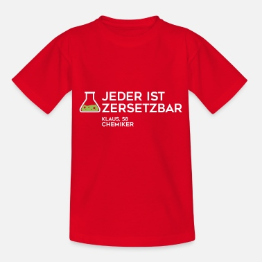 Zersetzbar - Teenager T-Shirt