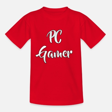 Pc PC-gamers - Teenager T-shirt