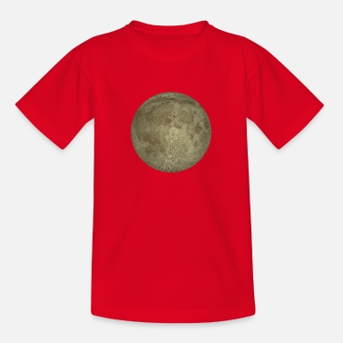 Full Moon full moon - Teenage T-Shirt