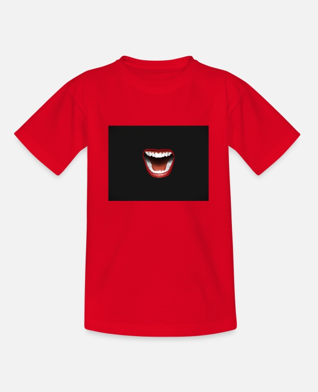Tong T-shirts - IMG 20190221 072538 - Teenager T-shirt rood