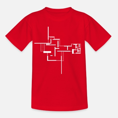 Architecture - Teenage T-Shirt