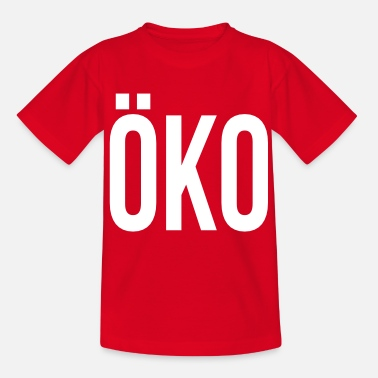 Öko Öko - Teenager T-Shirt