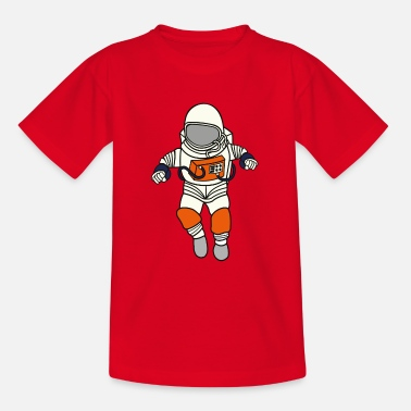 Astronaut 2541614 135413165 Astronaut - Teenage T-Shirt