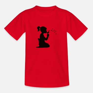 playing child - Teenager T-Shirt