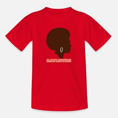 Blaxploitation blaxploitation - Teenage T-Shirt