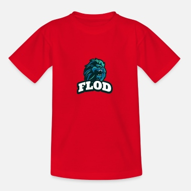 Mijn FloD logo - Teenager T-shirt