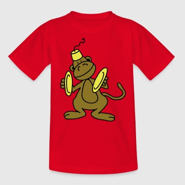 Dancing monkey Kids' Shirts - Teenage T-shirt