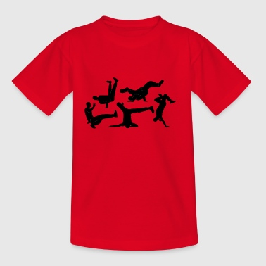 break dance - T-shirt Ado