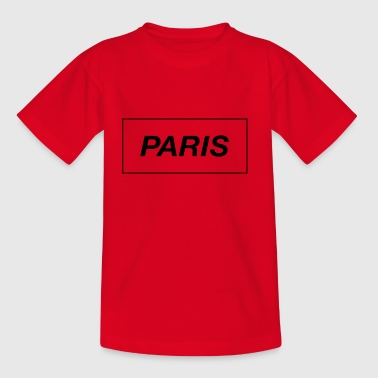 Paris - Teenager T-Shirt