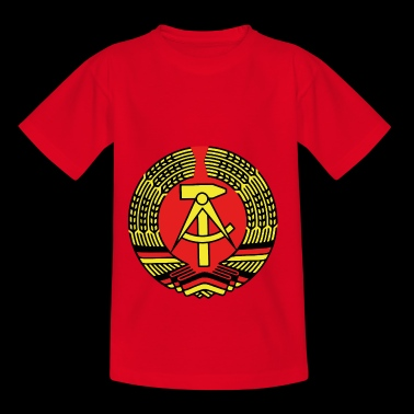 DDR - Teenager T-Shirt