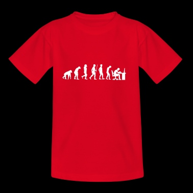 Evolution - Geek - Gamer - Nerd - Gift - Teenager T-shirt