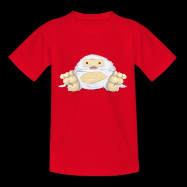 Yeti Monster Gremlin - Teenage T-shirt