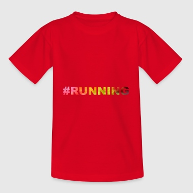 #Running - T-shirt Ado
