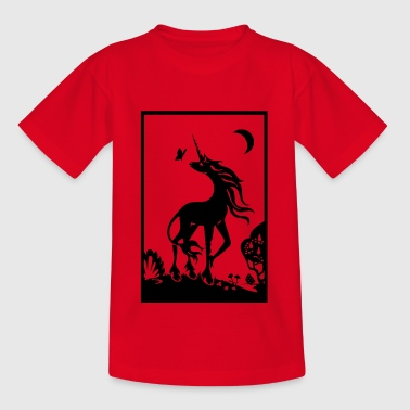 Unicorn fantastique - T-shirt Ado