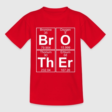 Br-O-Th-Er (brother) - Full - Teenage T-shirt