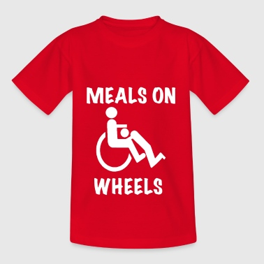 Mealsonwheels - Teenager T-Shirt
