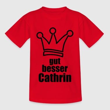 Cathrin - Teenager T-Shirt