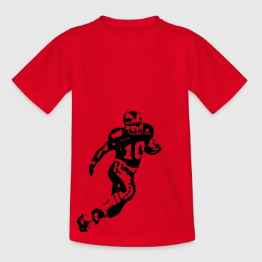 Runningback 3 - Teenager T-Shirt