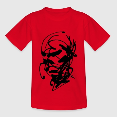 face - T-shirt Ado
