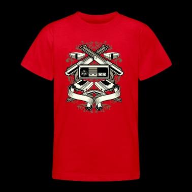 tee shirts jeux video commander en ligne spreadshirt. Black Bedroom Furniture Sets. Home Design Ideas