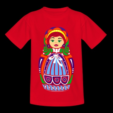 Matriochka Doll - T-shirt Ado