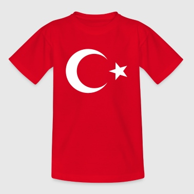 Turkije | Türkiye - Teenager T-shirt