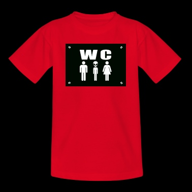 Alien WC - Teenage T-shirt