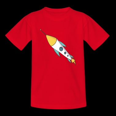 Rakete - Teenager T-Shirt