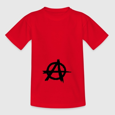 anarki - Teenager-T-shirt
