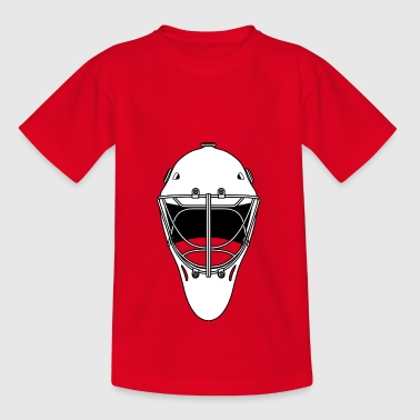 Hockey Maske - Teenager T-Shirt