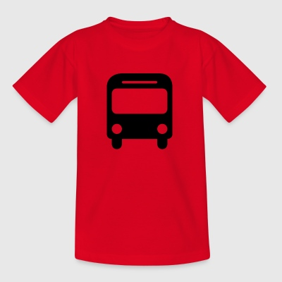 bus - Teenager T-shirt