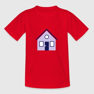 6061912 125937998 HOUSE - Teenager-T-shirt