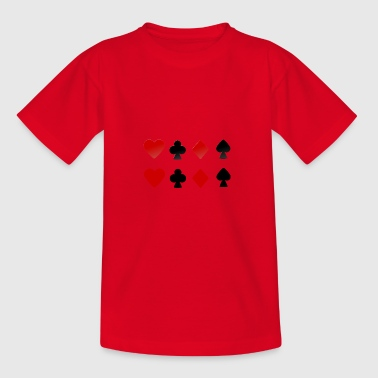 Cards - Teenager T-Shirt