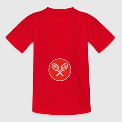 Gift TENNIS - Teenage T-shirt