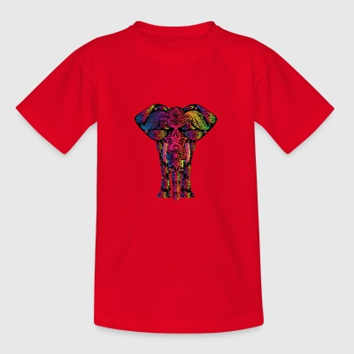 Elephant - Ornement - T-shirt Ado
