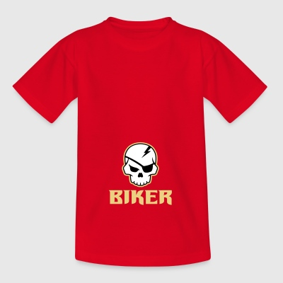 2541614 129623159 Biker - Teenager T-Shirt