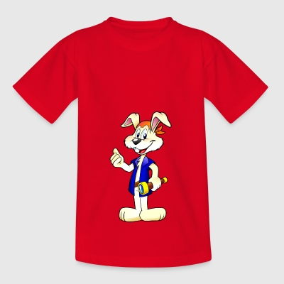 hare - Teenager-T-shirt