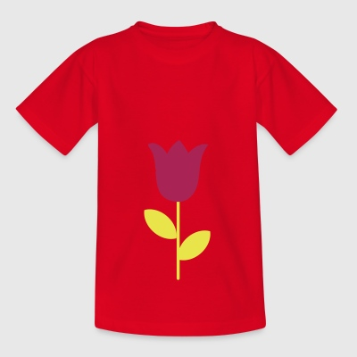 2541614 11452987 tulip - Teenage T-shirt