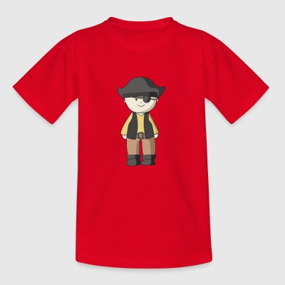 pirate - Teenage T-shirt
