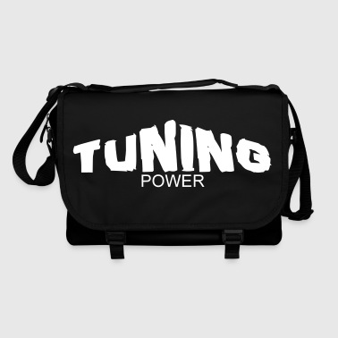 tuning power - Shoulder Bag