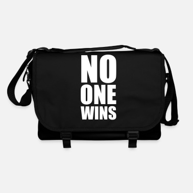 Religion no one wins - Shoulder Bag