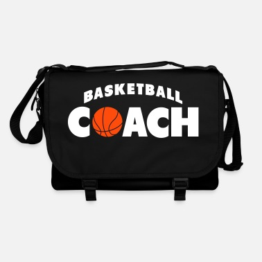 Basketball Coach basketball coach - Shoulder Bag
