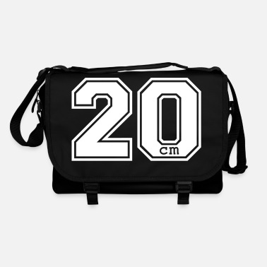 Humor 20 centimeter - Shoulder Bag