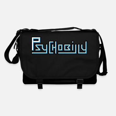 Psychobilly Psychobilly Lettering - Shoulder Bag
