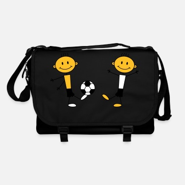Soccer Boy Play Soccer Boys - Shoulder Bag