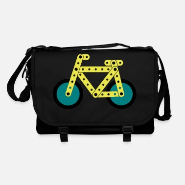 Model bicycle model - Shoulder Bag
